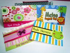 Tarjetas Personalizadas para los regalos