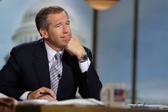 "I voted Lester Holt! ""If Brian Williams is forced to step down after falsely claiming that he was in a military helicopter that was forced down in Iraq, who should take his place as anchor of <i>NBC Nightly News</i>?"""