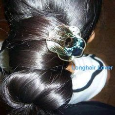 Long Ponytail Hairstyles, Long Ponytails, Cool Hairstyles, Indian Long Hair Braid, Braids For Long Hair, Super Long Hair, Big Hair, Anime Haircut, Lavender Hair Colors