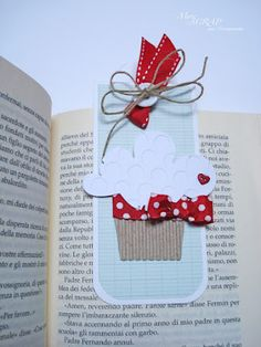 Bookmarks. This is a cutie.