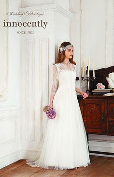 イノセントリー No.78-0037 ウエディングドレス 結婚式