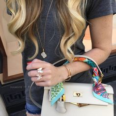 So lucky. My husband needs to take pointers from yours. you dear! Ring Bracelet, Bracelet Watch, Van Cleef Alhambra, Chunky Jewelry, Van Cleef Arpels, Hermes Birkin, Hermes Kelly, Fashion Jewelry, Shoe Bag