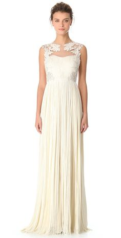 Catherine Deane Norah Long Gown | SHOPBOP