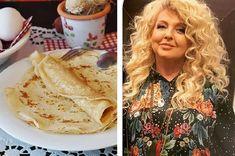 Naleśniki Polish Desserts, Polish Recipes, Breakfast Recipes, Dinner Recipes, Crepe Recipes, Good Food, Food And Drink, Cooking Recipes, Frittata
