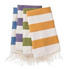 Fouta Beach Towels | SouthernLiving.com