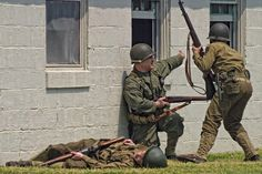 WWII reenactment at Fort Miles on Cape Henlopen, Lewes, Delaware. If you like history, WWII history, and/or the beach, here's where you want to be on 4/26/2014; for more info http://www.destateparks.com/attractions/fort-miles/events.asp