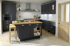 wickes grey kitchen - Google Search