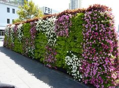 Garsy® Greenwall By KHD LANDSCAPE ENGINEERING SOLUTIONS