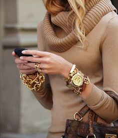 Need to get in on the trend of all the arm candy...