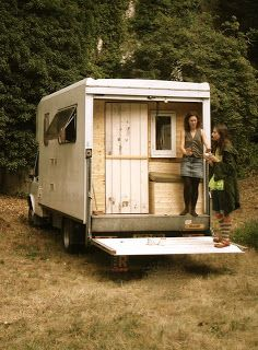 1000 Images About Living In A Horsebox On Pinterest Camper Van Van And Led Strip