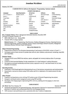 example for resume database design httpresumesdesigncomexample free resume - Free Resume Database
