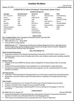 Template For Scannable Resume Nursing Resume For Icu Free Sample Resume  Cover Scannable Resume Examples Scannable