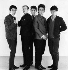 The Hollies Featuring Graham Nash from Crosby Stills Nash and Young, Allan Clark Eric Haydock, Bernie Calvert...