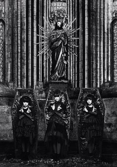 "Babymetal - Still from ""Death"""