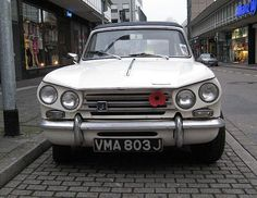 Triumph Vitesse Convertible