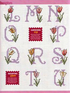 Gallery.ru / Photo # 29 - Cross Stitch Crazy 059 May 2004 - tymannost