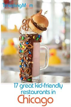 17 of our favorite kid-friendly restaurants in Chicago