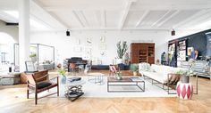 A Stunning Amsterdam Loft Guaranteed To Make You A Bit Jealous | Airows
