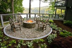 Fire Pit Maintenance Tips --> http://www.hgtvgardens.com/fire-pits/fire-pit-maintenance-tips?soc=pinterest