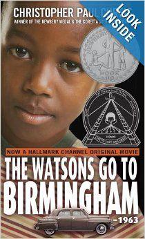The Watsons Go to Birmingham--1963: Christopher Paul Curtis: 9780440228004: Amazon.com: Books