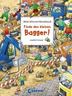 Mein Wimmel-Wendebuch: Finde den kleinen Bagger von Joachim Krause http://www.amazon.de/dp/3785566212/ref=cm_sw_r_pi_dp_GUwjvb0FC79RJ
