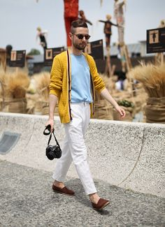 Milan Men's Fashion Week Streetstyle