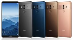 Here Are All the Specs, Features and Pricing You Need to Know                   The newest Android flagship players from Huawei, the Mate 10 and the Mate 10 Pro are officially hereand bring a premium package that is stuffed with powerful internals and according to the manufacturer, it aims to bring a smarter device to the public. Here are all the...
