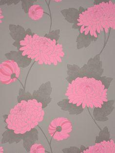 Osborne & Little Wild Chrysanthemum