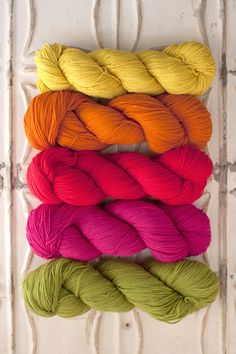 Yarn for Garden Hous