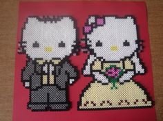 Hello Kitty novios
