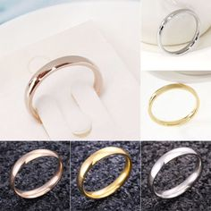 4MM-Simple-Titanium-Ring-for-Men-and-Women-Wedding-Stainless-Steel-Ring-Band