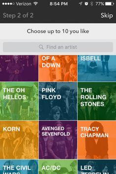 Screenshot 2 Korn, Rolling Stones, Apps, Music, Musica, Musik, The Rolling Stones, App, Muziek