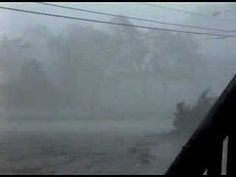 Hurricane Opal - Fort Walton Beach, FL - October 4, 1995 this hurricane was crazy !! We rode it out!!