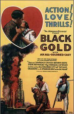 Black Gold by Black History Album, via Flickr