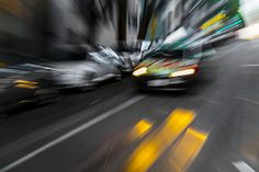 #SanFran #Prius #photograph with #extreme #lens #blur, #verycool.