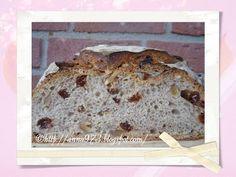 Ржаной хлеб с изюмом и грецким орехом - Sourdough Rye wiht Raisins and Walnuts | Выпечка хлеба и не только...