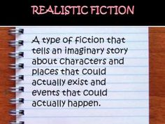 Genres of Literature by Victoria Allen