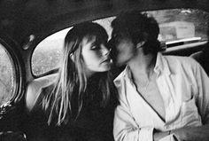 baldespendus: Jane Birkin and Serge Gainsbourg, Paris, 1969. By...