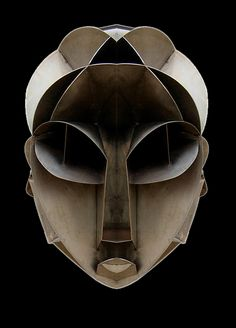 head sculpture - naum gabo 1916
