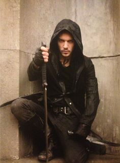 Jonathan Rhys Meyers as Valentine Morgenstern in The Mortal Instruments: City Of Bones.