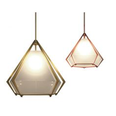 Buy The Harlow Pendant by Gabriel Scott from Twentieth on Dering Hall
