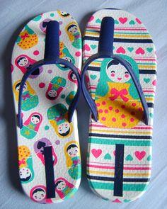 zapatillas matrioska