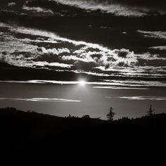 Sun vs. clouds