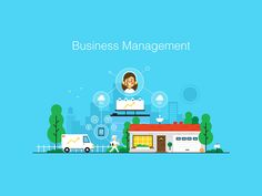 Business Management  by Markus Magnusson