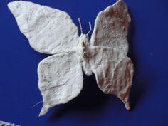 papier mache Butterfly
