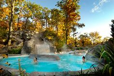 Enjoy a unique spa experience in the heart of nature with a Thermal experience (Access to outdoor baths, saunas, waterfall and relaxation areas), 60-minute classic massage, bathrobe rental and wine & cheese package for 2.  Win your Winnipeg adventure including flight, hotel and an adventure YOU choose! Visit http://www.tourismwinnipeg.com/pin-and-winnipeg to enter!