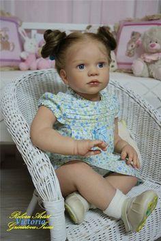 Еще немного о Виктории. Кукла реборн Гринистовой Ирины / Куклы Реборн Беби - фото, изготовление своими руками. Reborn Baby doll - оцените мастерство / Бэйбики. Куклы фото. Одежда для кукол