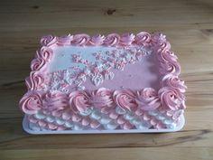 dotty – Cake by Mihic Monika – CakesDecor dotty – Kuchen von Mihic Monika – CakesDecor Easy Cake Decorating, Cake Decorating Techniques, Decorating Ideas, Pastel Rectangular, Sheet Cake Designs, Super Torte, Slab Cake, Decoration Patisserie, Specialty Cakes