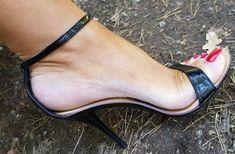 Black Sandals, Stuart Weitzman, Heels, Black Flat Sandals, Heel, High Heel, Stiletto Heels, High Heels, Women Shoes Heels