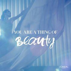 L'Oreal believe in Beauty
